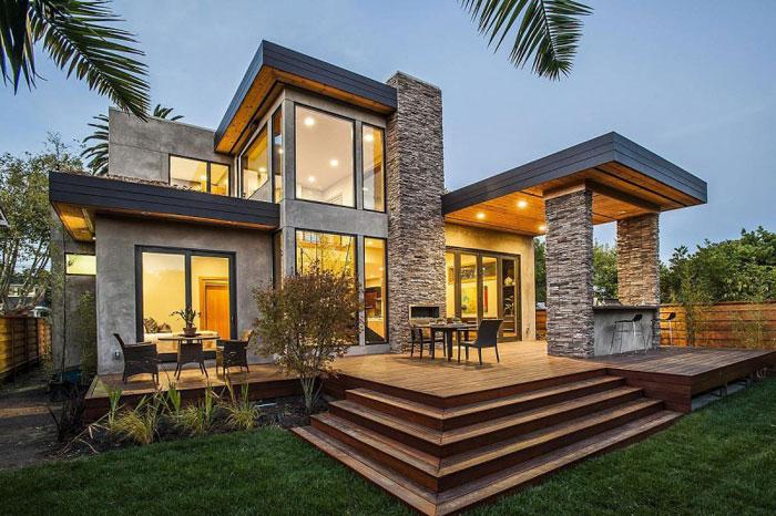 78427600894 Fascinerande Burlingame-bostad av Toby Long Design och Cipriani Studios Design