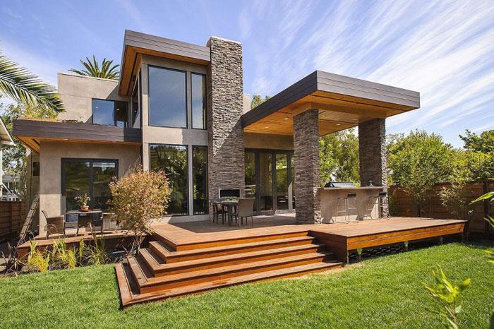 78427504556 Fascinerande Burlingame-bostad av Toby Long Design och Cipriani Studios Design