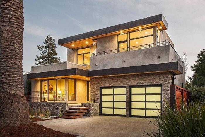 78427607260 Fascinerande Burlingame-bostad av Toby Long Design och Cipriani Studios Design