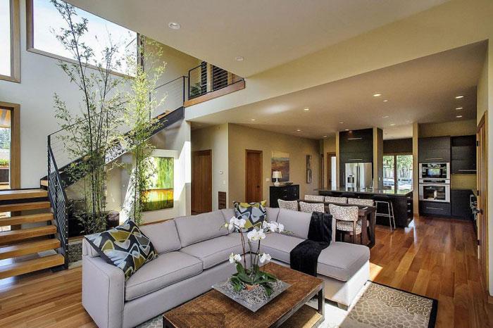 78427529298 Fascinerande Burlingame-bostad av Toby Long Design och Cipriani Studios Design