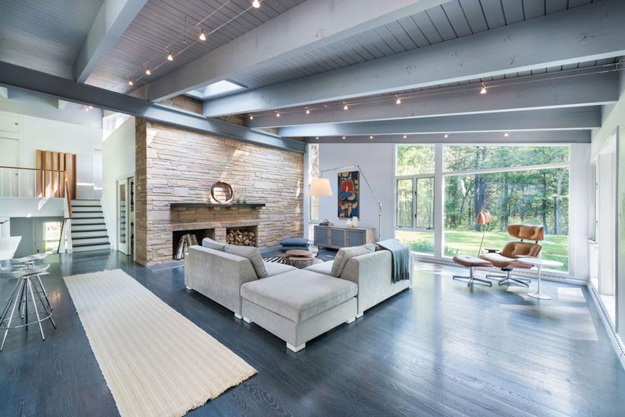 9 fantastiska vardagsrumsdekorationer för ett modernt hem