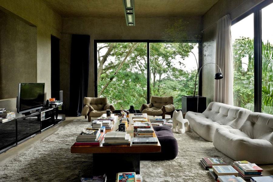 5 fantastiska vardagsrumsdekorationer för ett modernt hem