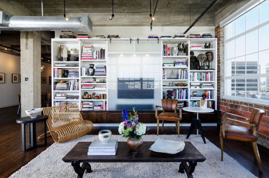7 fantastiska vardagsrumsdekorationer för ett modernt hem