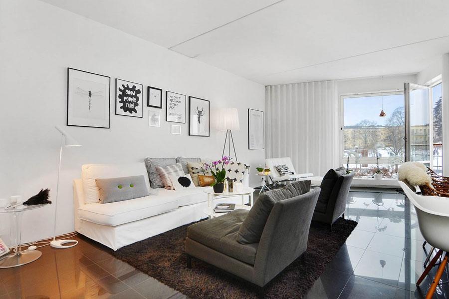 2 fantastiska vardagsrumsdekorationer för ett modernt hem