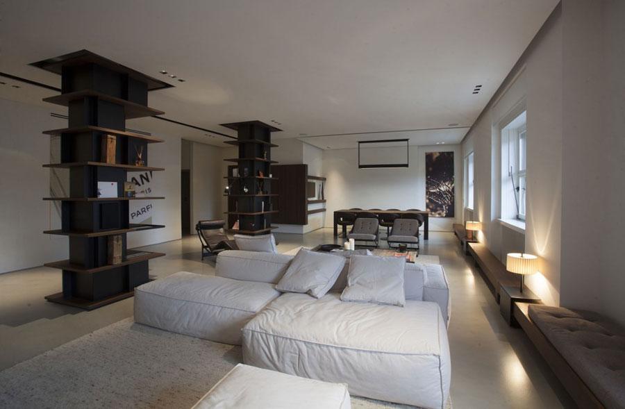 6 fantastiska vardagsrumsdekorationer för ett modernt hem