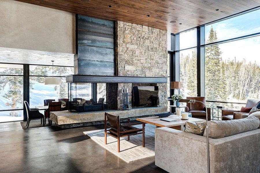 11 fantastiska vardagsrumsdekorationer för ett modernt hem