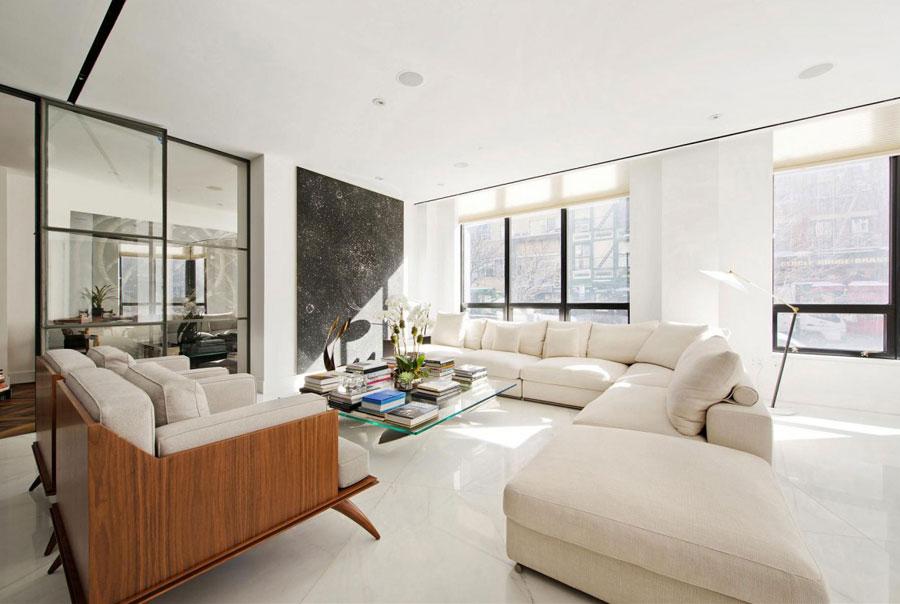 12 fantastiska vardagsrumsdekorationer för ett modernt hem
