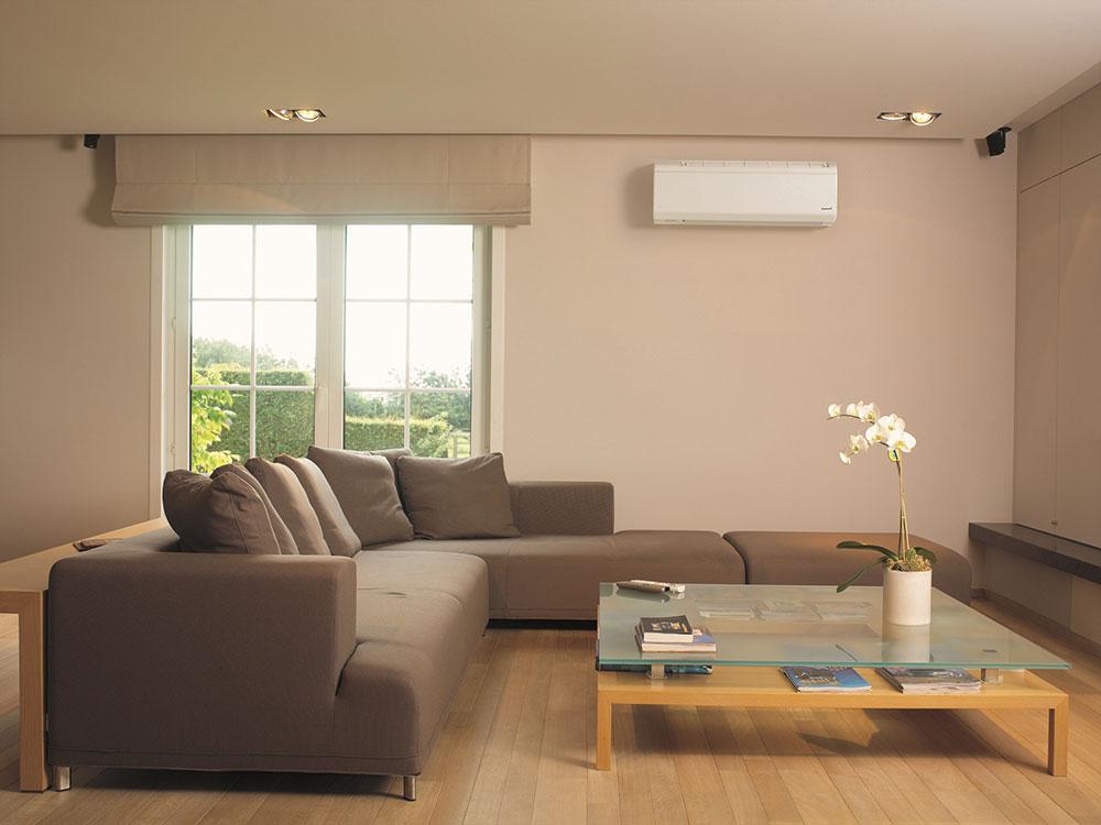 14-Luftkonditionering-för-vardagsrum-4 Kan inredningen ändra temperaturen?
