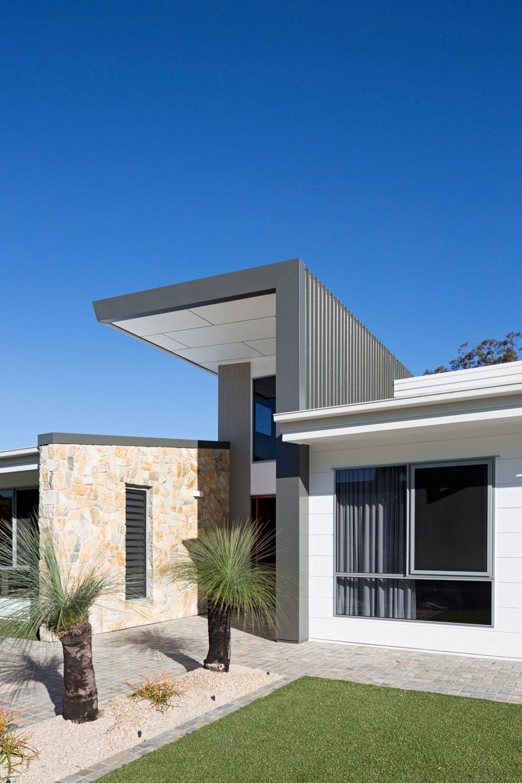 Australian-House-Designed-By-Studio-15b-2 Vackert australiskt hus Designat av Studio 15b För ett pensionerat par
