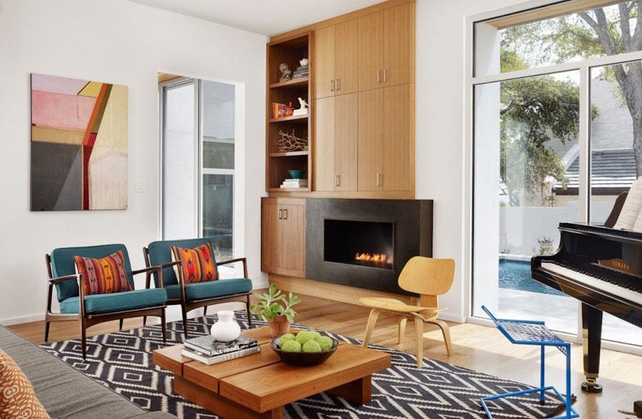 13 fantastiska bilder av vardagsrum med intressant interiör