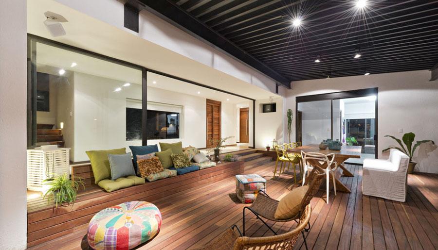 3 fantastiska bilder av vardagsrum med intressant interiör