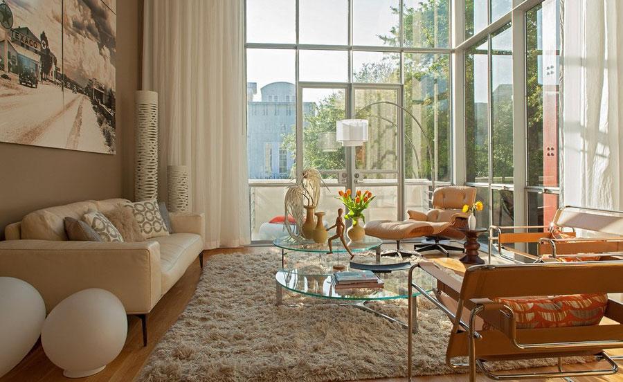 5 fantastiska bilder av vardagsrum med intressant interiör