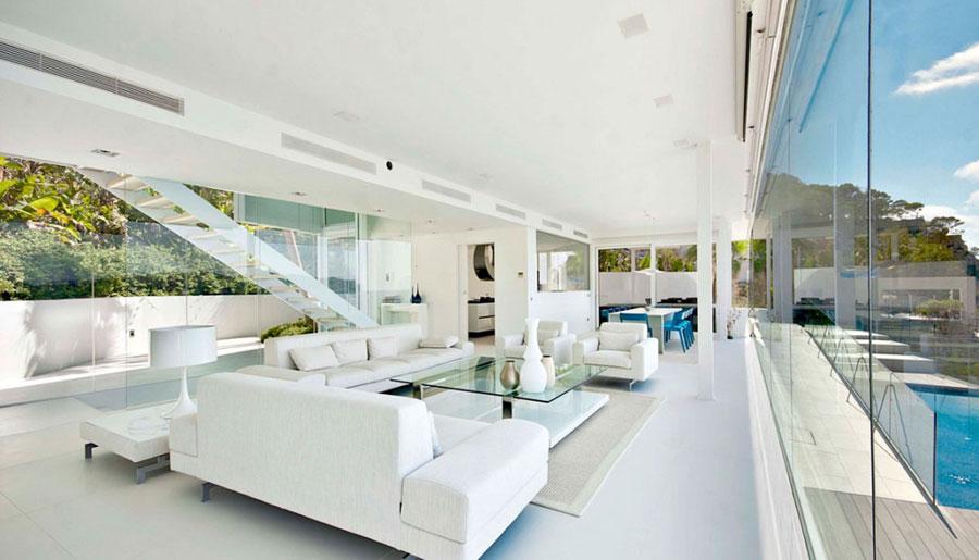 6 fantastiska bilder av vardagsrum med intressant interiör