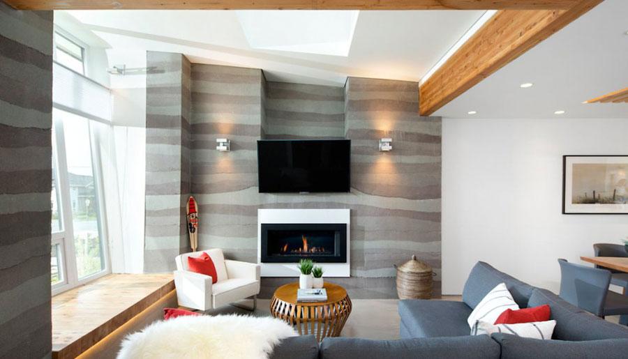 7 fantastiska bilder av vardagsrum med intressant interiör