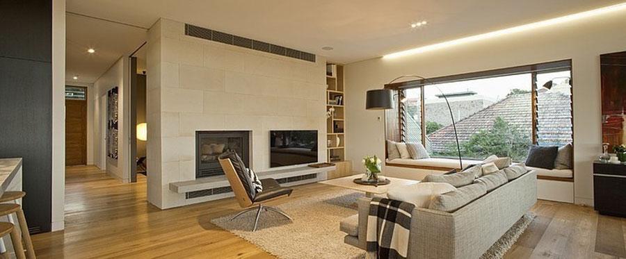 10 fantastiska bilder av vardagsrum med intressant interiör