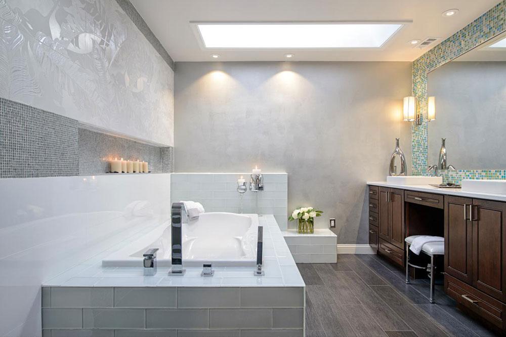 Badrum-med-takfönster-du-omprövar-hur-att-ombygga-3-badrum med takfönster som får dig att ompröva hur du utformar dem