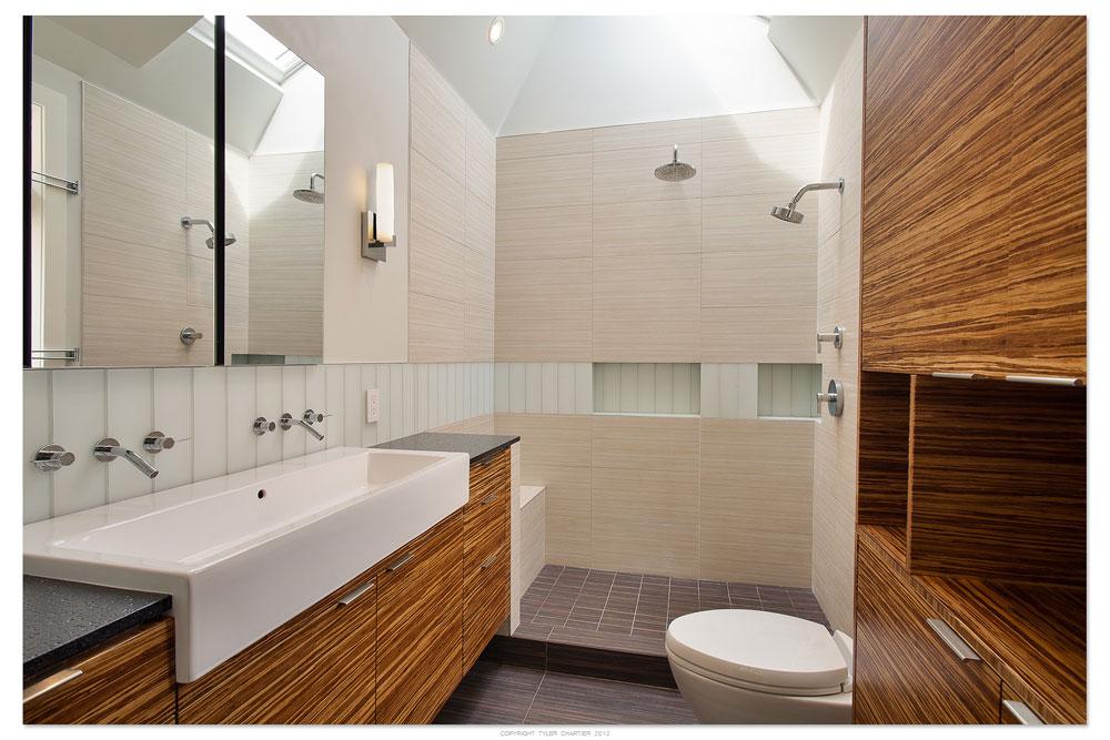 Badrum med takfönster som gör att du tänker om din design 2 badrum med takfönster som får dig att tänka om dina designidéer