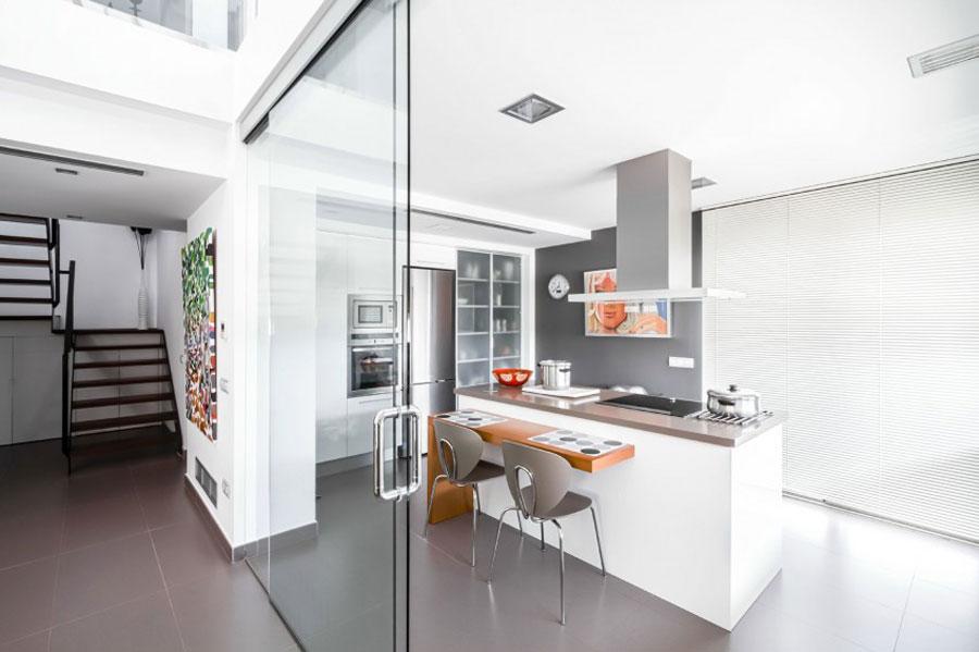 14 vackra och moderna köksdesignidéer
