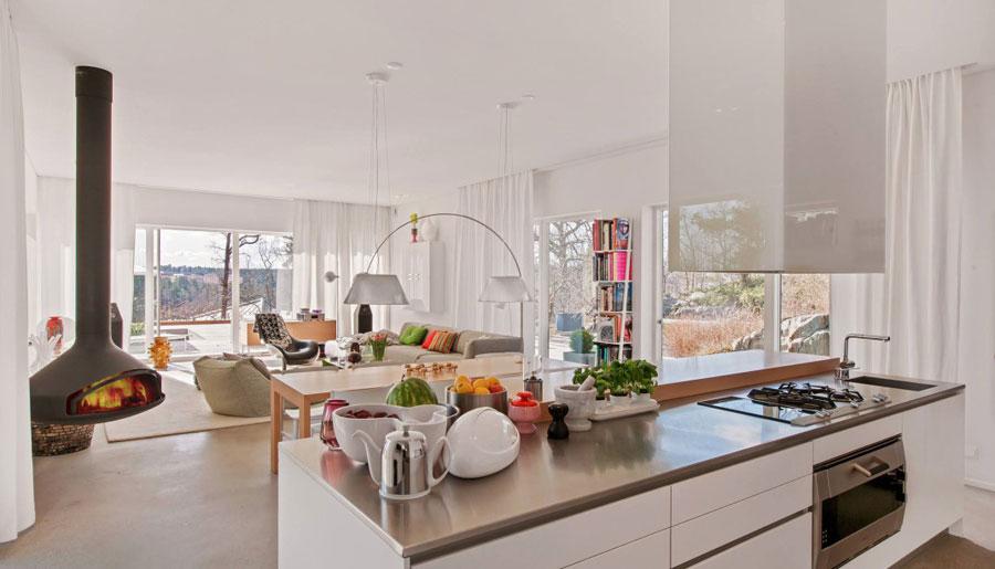 7 vackra och moderna köksdesignidéer