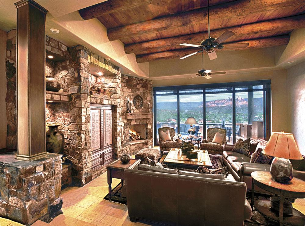 Tuscan-interiör-design-idéer-stil-och-bilder-8 Tuscan interiör-design-idéer, stil och bilder