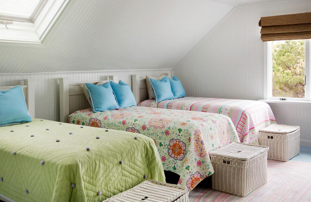 Strandstil-sovrum-av-Kelly-Mcguill-Home Vad är en täcke: definition, tips och exempel