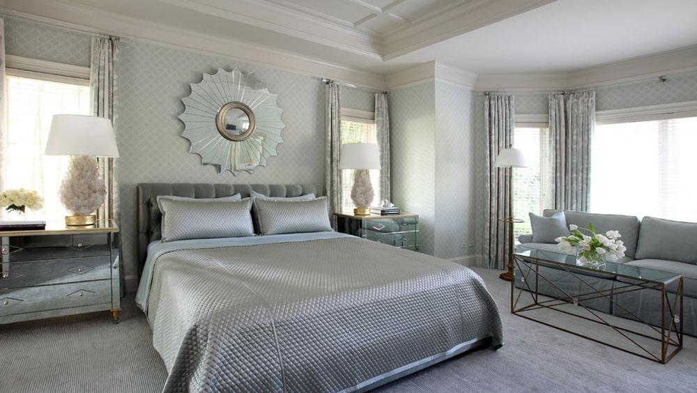 Leawood-Residence-by-Tobi-Fairley-Interior-Design Vad är en täcke: definition, tips och exempel