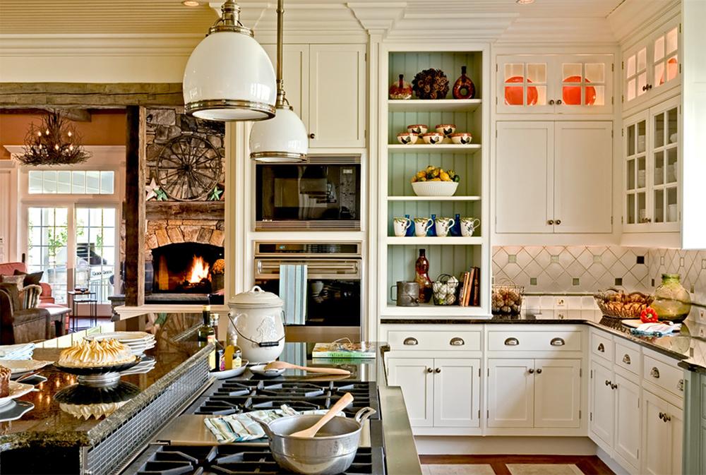 Crisp-Architects-by-Crisp-Architects Lantligt kök: design, idéer, skåp och inredning