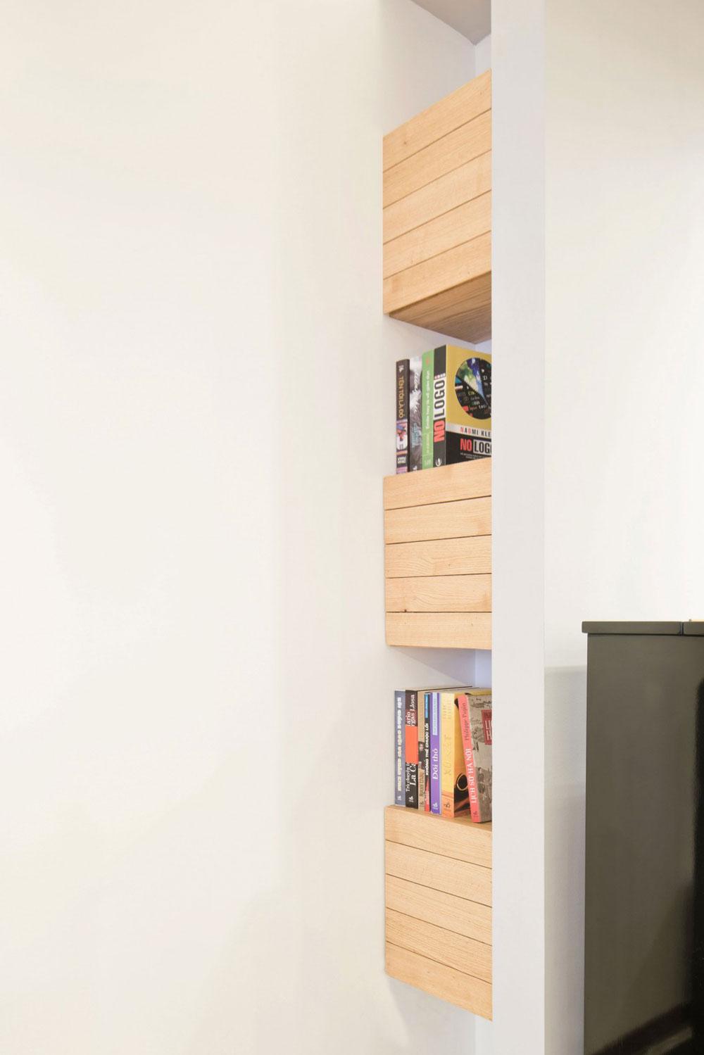Liten men elegant lägenhet designad av Le Studio 3 Liten men elegant lägenhet designad av Le Studio
