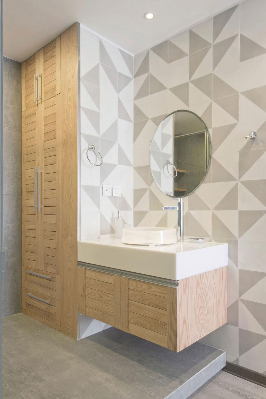 Liten men elegant lägenhet designad av Le Studio 12 Liten men elegant lägenhet designad av Le Studio