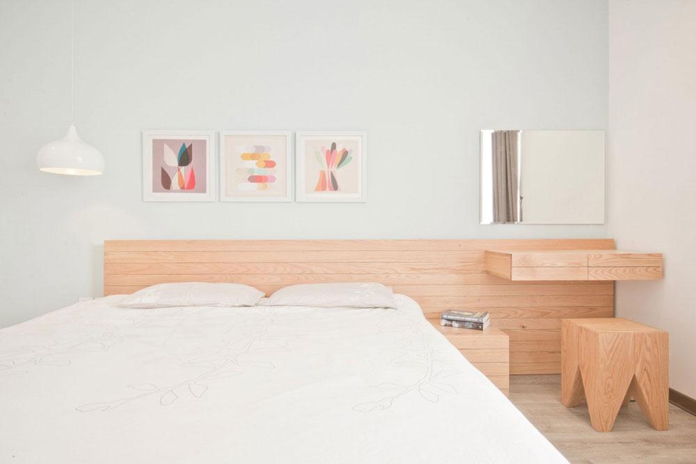 Liten men elegant lägenhet designad av Le Studio 9 Liten men elegant lägenhet designad av Le Studio