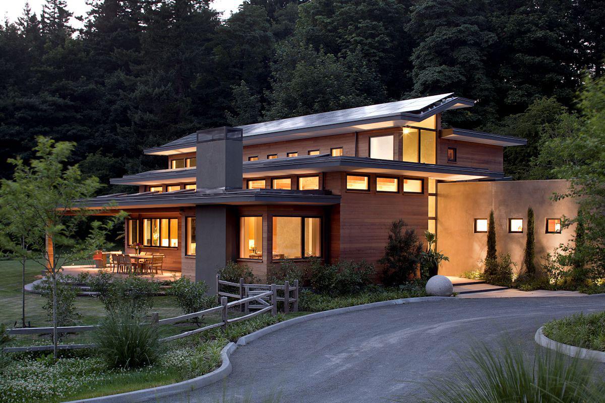 Modernt familjehem med modern inredning-2 Modernt familjehem med modern inredning