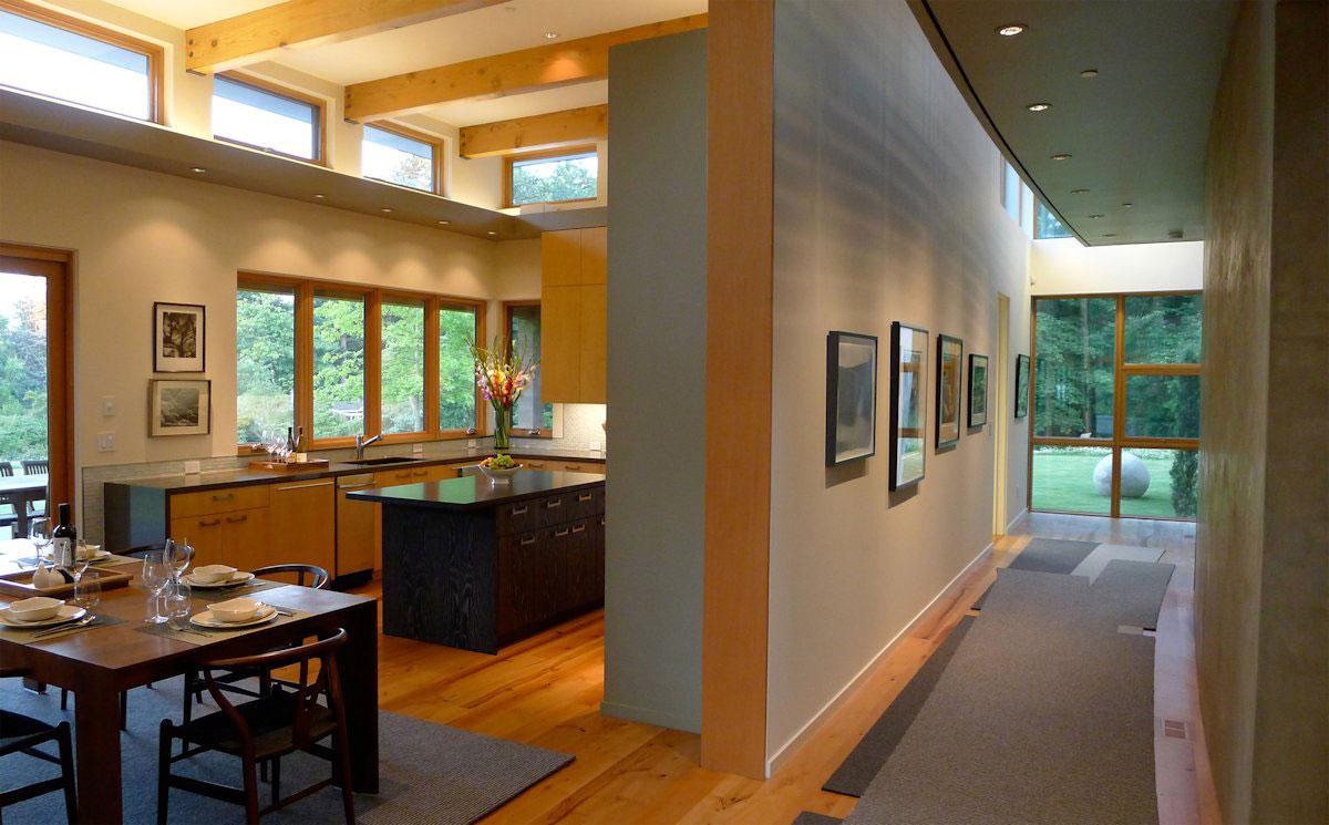 Modernt enfamiljshus med modern inredning 6 Modernt enfamiljshus med modern inredning