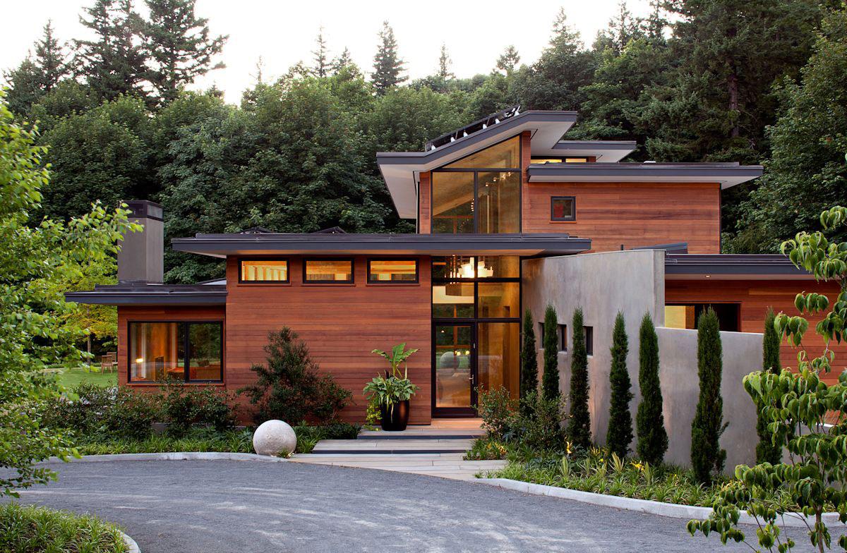 Modernt enfamiljshus med modern inredning-3 Modernt enfamiljshus med modern inredning