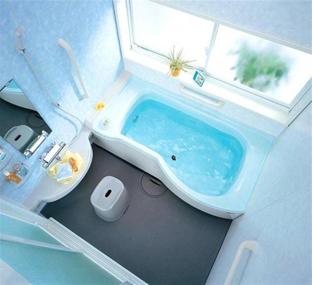 Designa-ett-litet badrum-idéer-och-tips-4 Designa-ett-litet badrum - idéer och tips