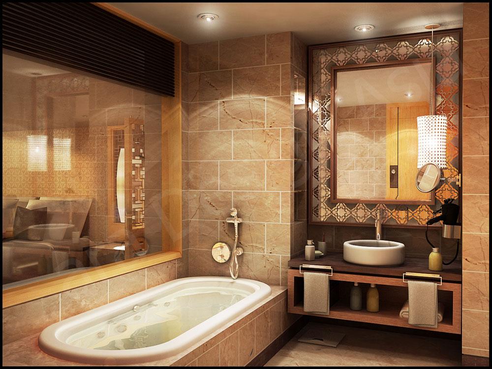 Designa idéer och tips för små badrum 9 Designa idéer och tips för små badrum
