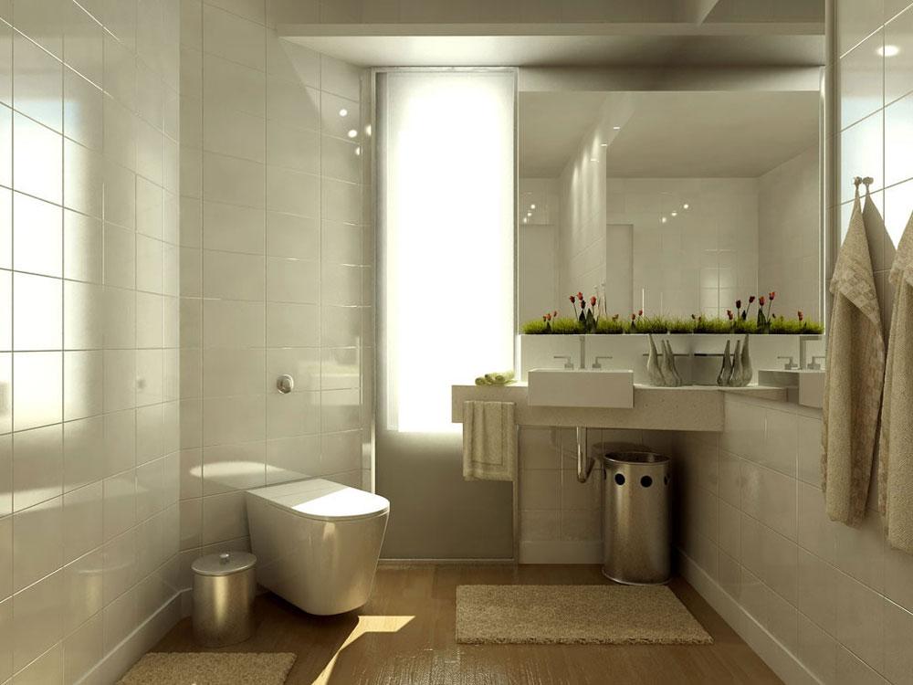 Designa idéer och tips för små badrum 3 Designa idéer och tips för små badrum