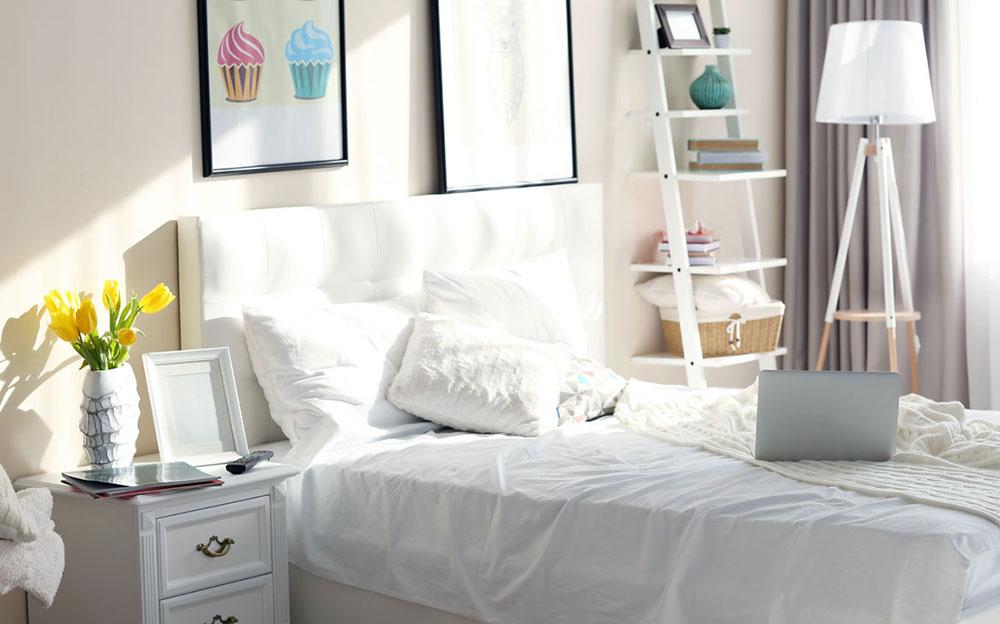 5 inredningsexperter Topp 4 Feng Shui-tips för bättre sömn