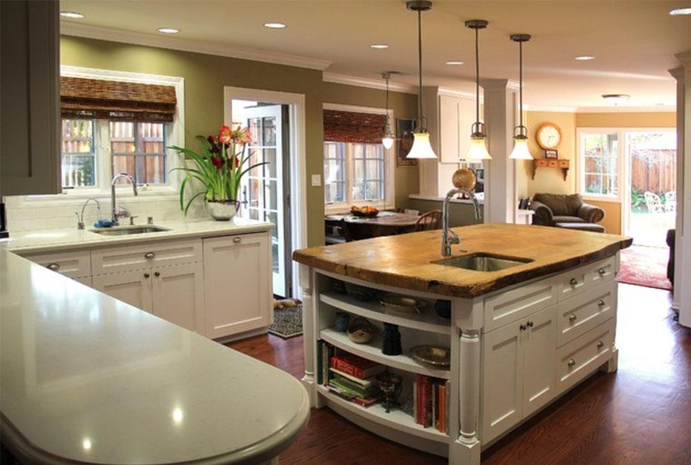 Nya kök-av-Madson-Design-trä bänkskivor: massiva, rustika, naturliga köksbänkar