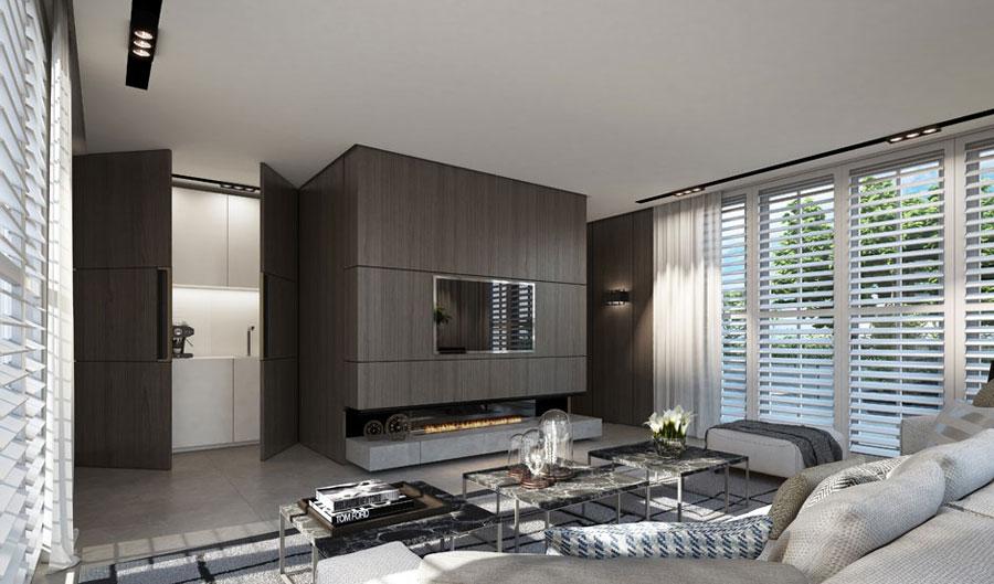 7 Penthouse designinspiration från Ando Studio