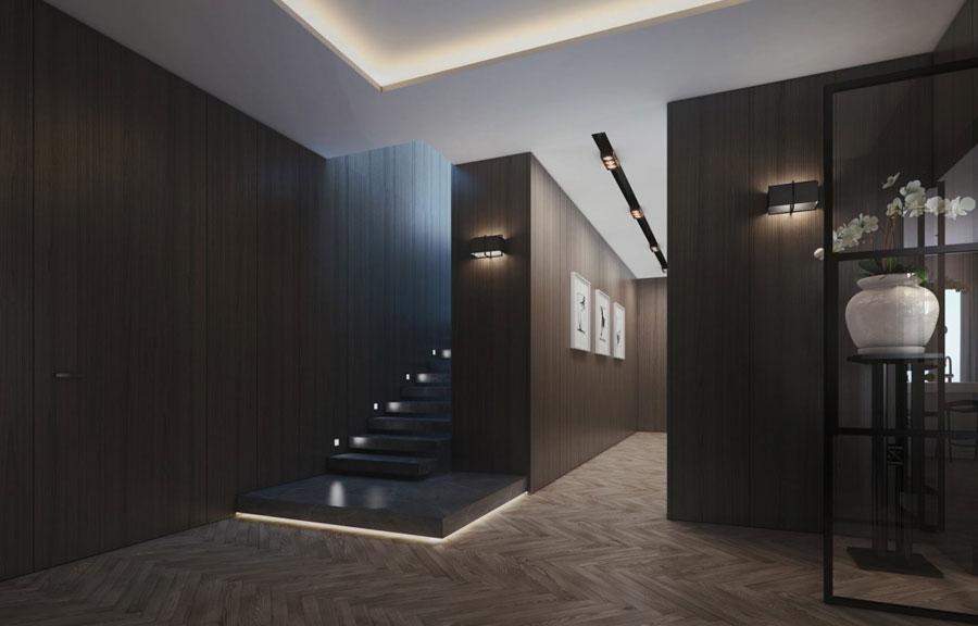 10 Penthouse design inspiration från Ando Studio