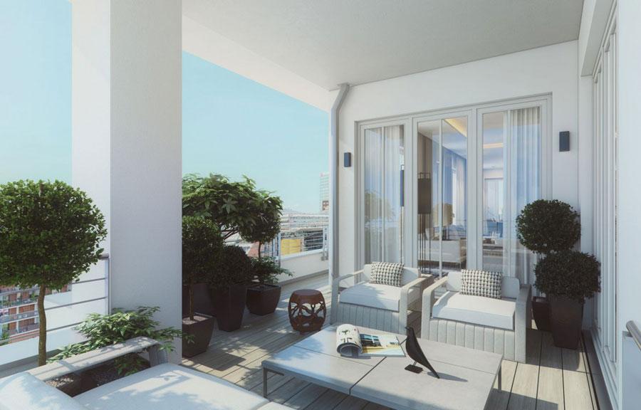2 Penthouse designinspiration från Ando Studio