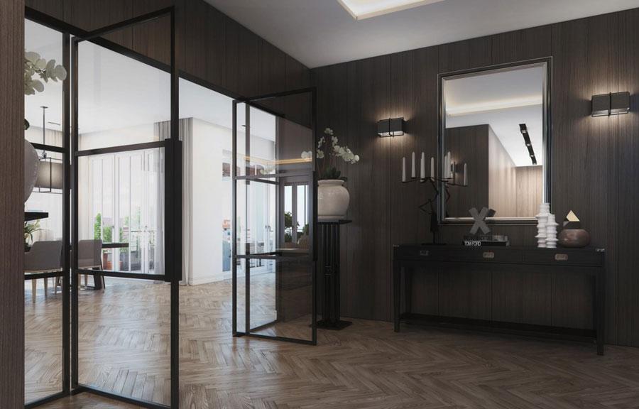 9 Penthouse designinspiration från Ando Studio