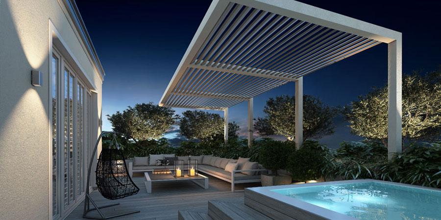 16 Penthouse designinspiration från Ando Studio