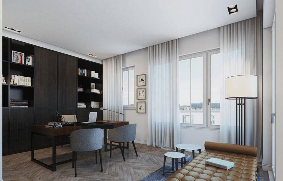15 Penthouse designinspiration från Ando Studio