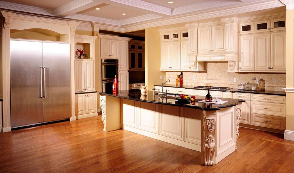 Tips och riktlinjer för dekorering över köksskåp 7 tips och riktlinjer för dekorering över köksskåp