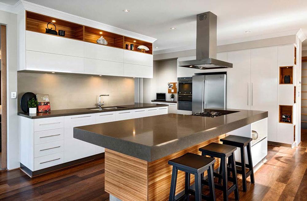 Tips och riktlinjer för dekorering över köksskåp 2 tips och riktlinjer för dekorering över köksskåp
