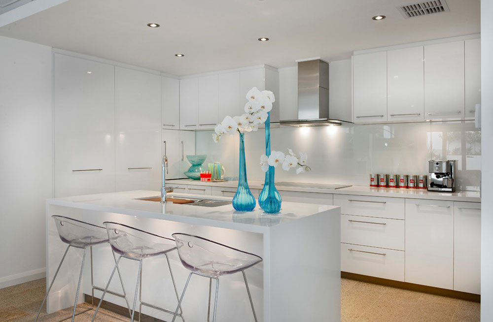 Tips och riktlinjer för att dekorera över köksskåp 3 tips och riktlinjer för att dekorera över köksskåp