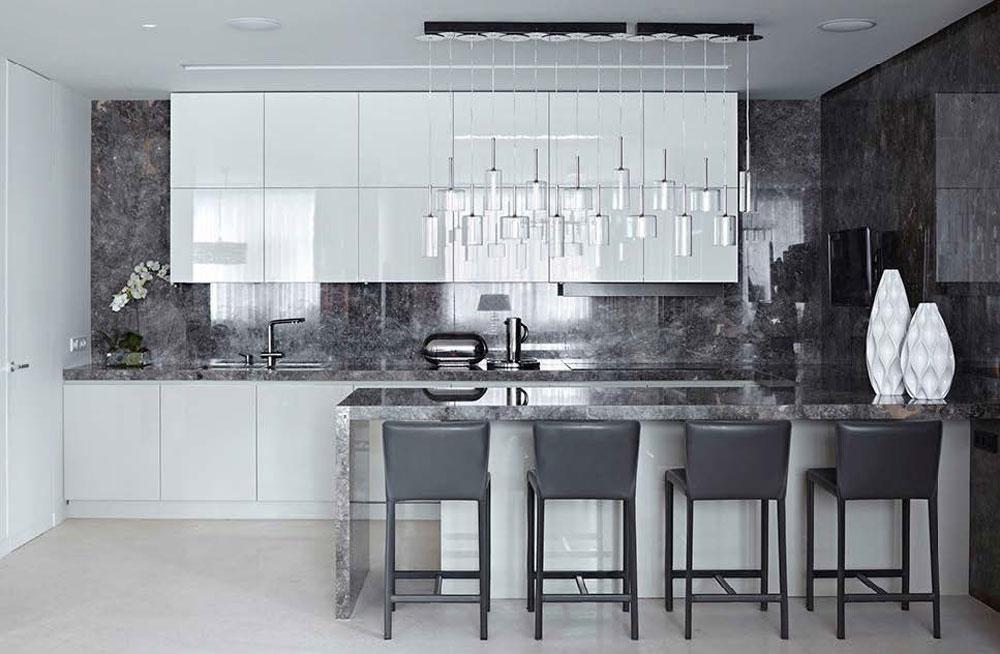 Tips och riktlinjer för att dekorera över köksskåp 5 tips och riktlinjer för att dekorera över köksskåp