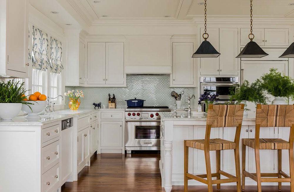 Tips och riktlinjer för dekorering över köksskåp 4 tips och riktlinjer för dekorering över köksskåp
