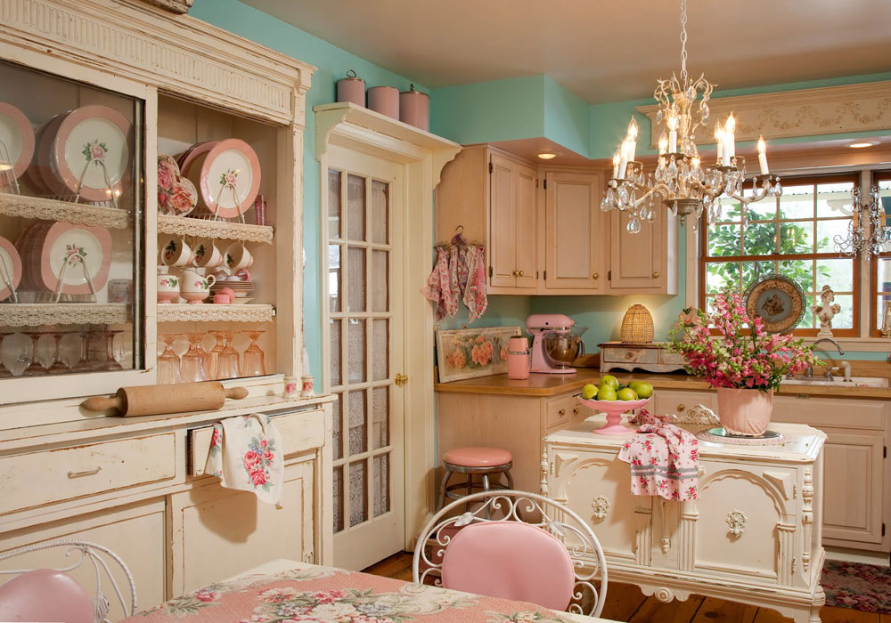 Shabby-Chic-Interior-Design-Style-Tips-and-Inspiration-9 Shabby Chic Interior Design, Style, Tips and Inspiration